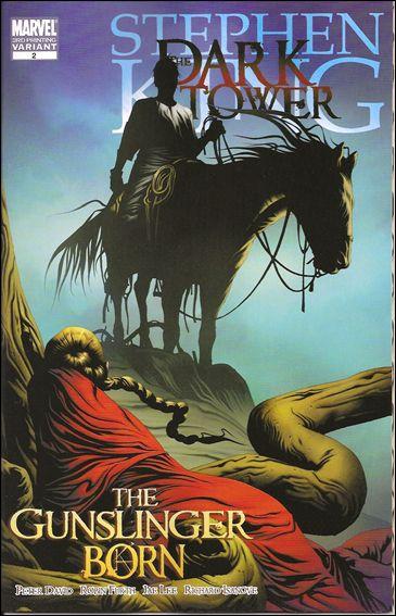 Dark Tower: The Gunslinger Born 2-E by Marvel