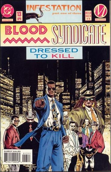 Blood Syndicate 13-A by Milestone
