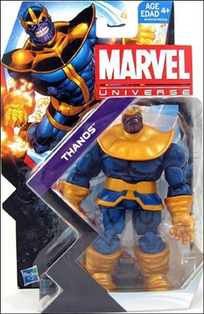 Marvel Universe (Series 5) Thanos