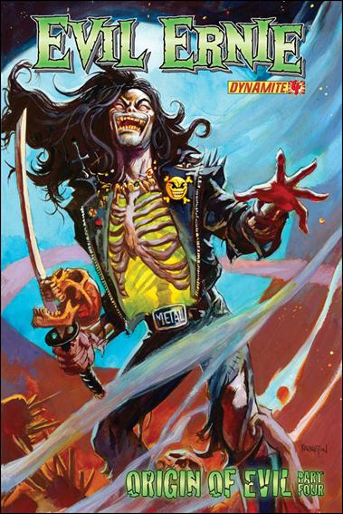 Evil Ernie (2012) 4-B by Dynamite Entertainment