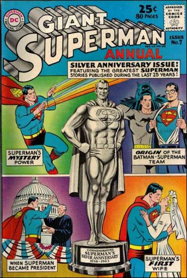 Superman Annual (1960) 7-A by DC