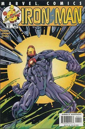 Iron Man (1998) 42-A