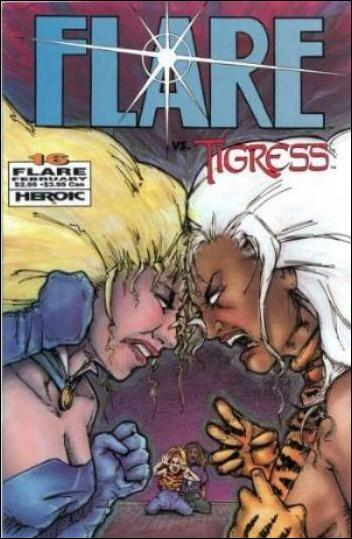 Flare (1990) 16-A by Hero Graphics