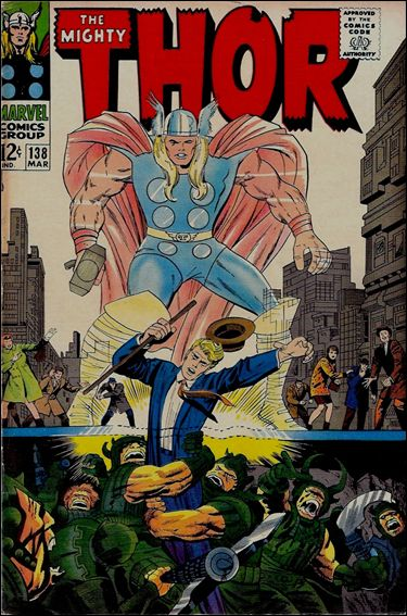 Thor (1966) 138-A by Marvel