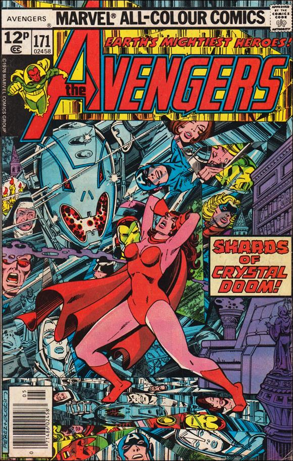 Avengers (1963) 171-B by Marvel