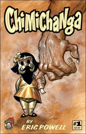 Chimichanga 1-A by Albatross Exploding Funny Books