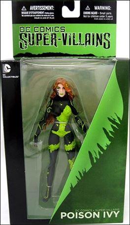 DC Comics Super Villains Poison Ivy