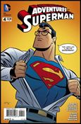 Adventures of Superman (2013) 4-A