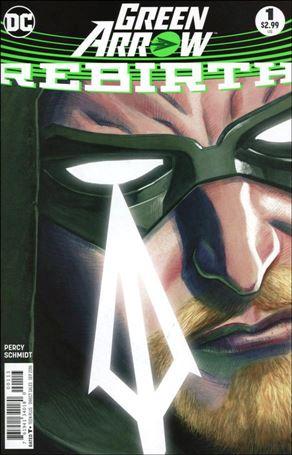 Green Arrow: Rebirth 1-D