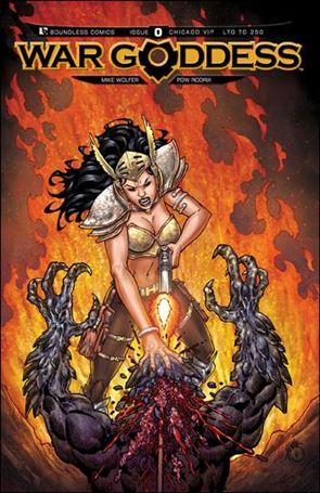 War Goddess 0-N