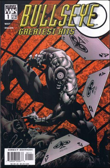 Bullseye: Greatest Hits 1-A by Marvel