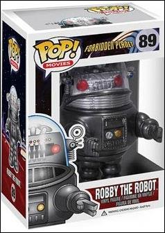 POP! Movies Robby the Robot, Jan 2014 Action Figure by Funko