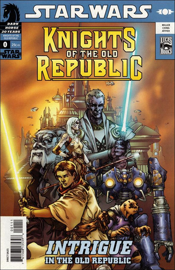 Star Wars: Knights of the Old Republic 0-A by Dark Horse