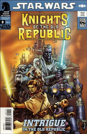 Star Wars: Knights of the Old Republic 0-A