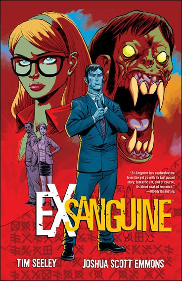 Ex Sanguine  1-A by Dark Horse