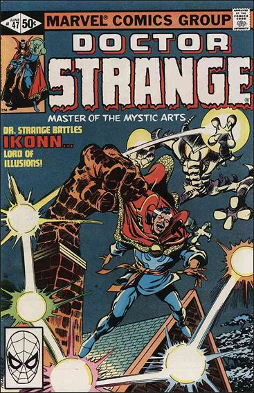 Doctor Strange (1974) 47-A by Marvel
