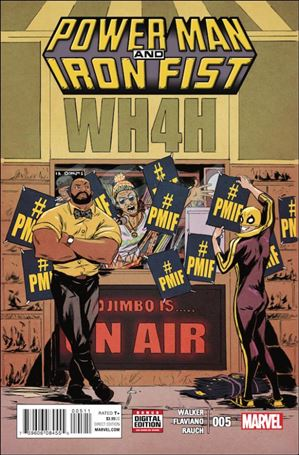 Power Man and Iron Fist (2016)  5-A
