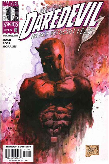 Daredevil (1998) 15-A by Marvel