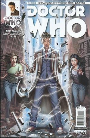 Doctor Who: The Tenth Doctor 13-A