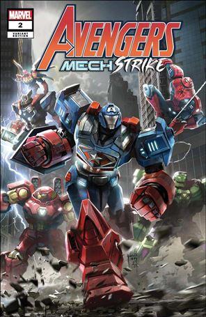 Avengers Mech Strike 2-B