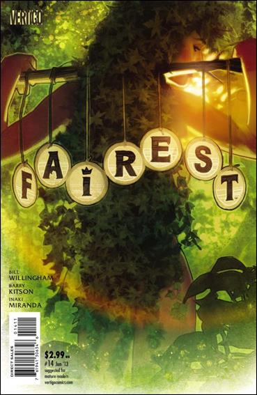 Fairest 14-A by Vertigo