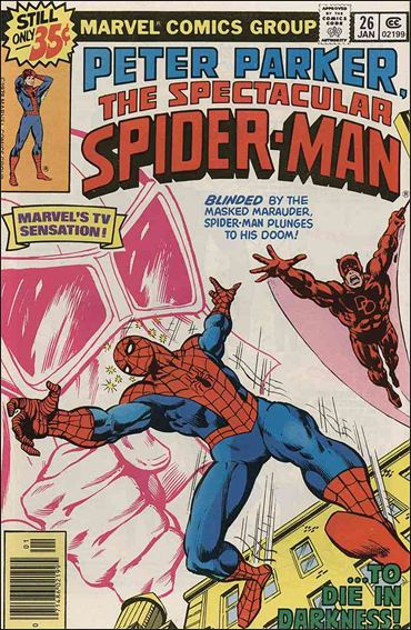 Spectacular Spider-Man (1976) 26-A by Marvel