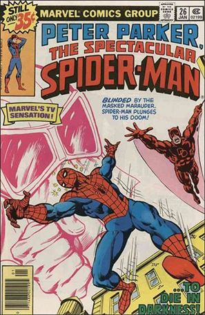 Spectacular Spider-Man (1976) 26-A
