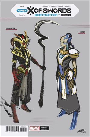 X of Swords: Destruction 1-E
