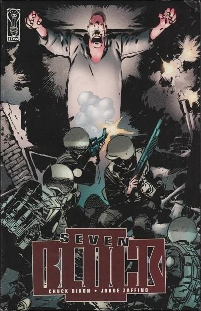 Seven Block (2004) 1-A by IDW
