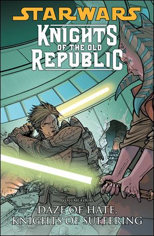 Star Wars: Knights of the Old Republic 4-A by Dark Horse