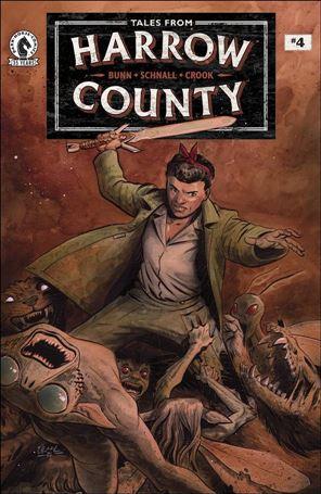 Tales from Harrow County: Fair Folk 4-B