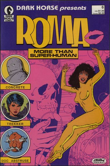 Dark Horse Presents (1986) 6-A by Dark Horse