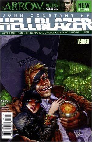Hellblazer 299-A by Vertigo