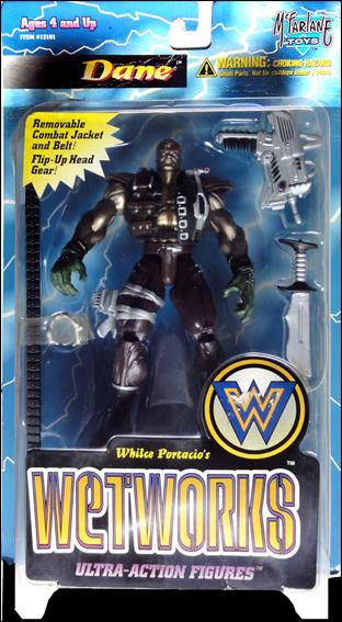 WetWorks (Series 1) Dane by McFarlane Toys