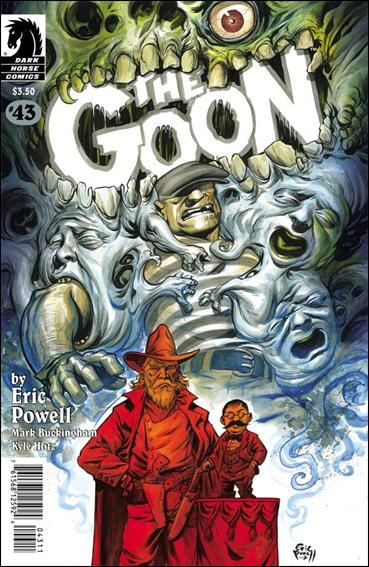 Goon (2003) 43-A by Dark Horse