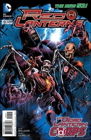 Red Lanterns 9-A