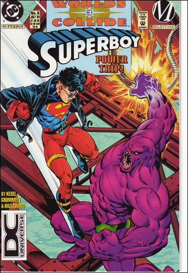 Superboy (1994) 6-B by DC