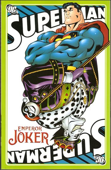 Superman: Emperor Joker 1-A by DC