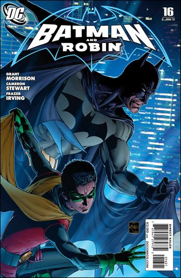 Batman and Robin (2009) 16-B by DC
