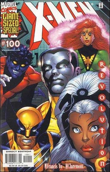 X-Men (1991) 100-E by Marvel