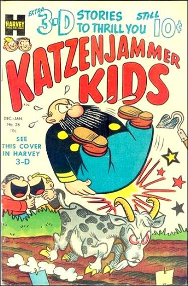 Katzenjammer Kids 26-A by David McKay