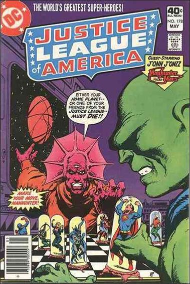 Justice League of America (1960) 178-A by DC