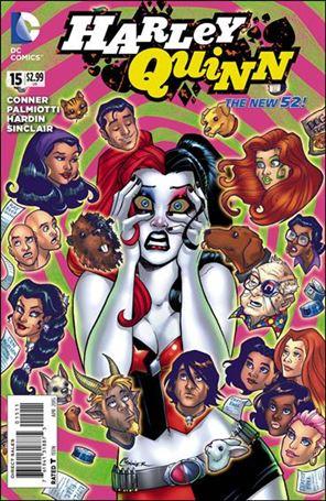 Harley Quinn (2014) 15-A