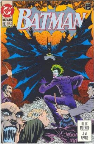 Batman (1940) 491-C by DC