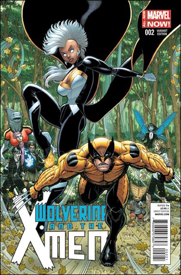 Wolverine & the X-Men (2014) 2-B by Marvel