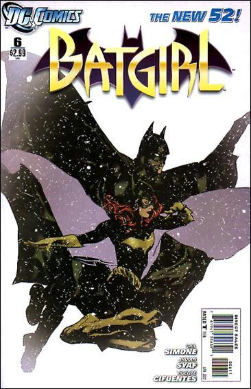 Batgirl (2011) 6-A by DC