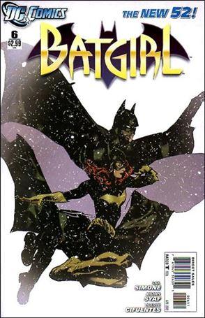 Batgirl (2011) 6-A