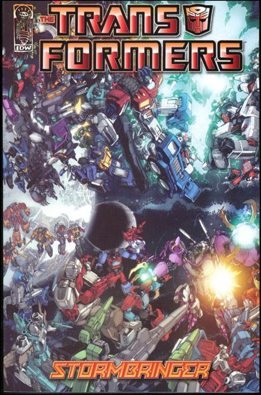 Transformers: Stormbringer nn-A by IDW