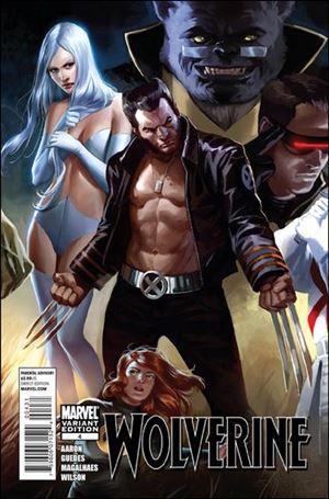Wolverine (2010) 4-C