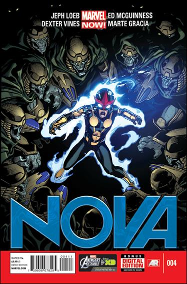 Nova (2013) 4-A by Marvel